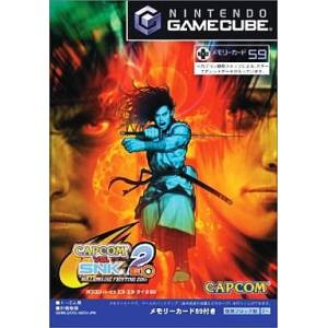 Capcom VS SNK 2 EO [NGC - occasion BE]
