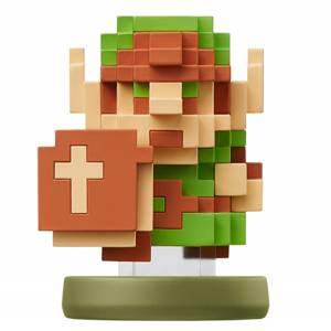 Amiibo Link (The Legend of Zelda) - Legend of Zelda series Ver. [Wii U]