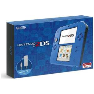 Nintendo 2DS - Blue [Brand New]