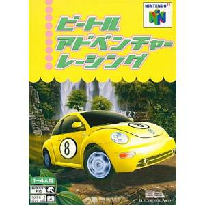 Beetle Adventure Racing [N64 - occasion BE]