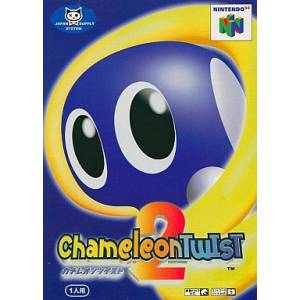 Chameleon Twist 2 [N64 - occasion BE]
