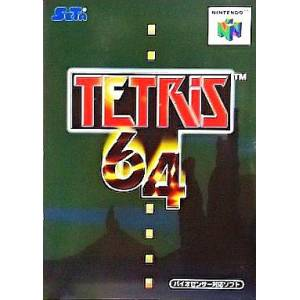 Tetris 64 [N64 - used good condition]