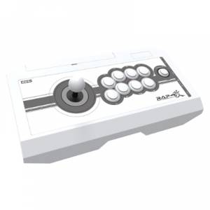 Real Arcade Pro 4 Kai (White Ver.) (HORISTORE Limited) [PS3/PS4/PC brand new]