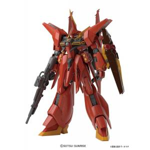 Mobile Suit Gundam ZZ - Bawoo [1/100 RE / Bandai]