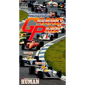 Human Grand Prix / F1 Pole Position [SFC - Used Good Condition]