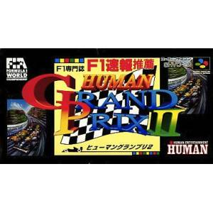 Human Grand Prix 2 / F1 Pole Position 2 [SFC - occasion BE]