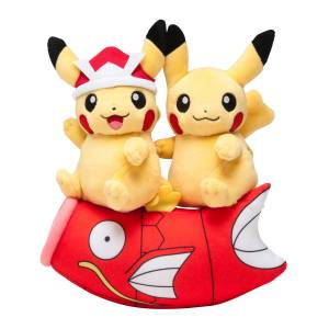 Monthly Paired Pikachu (May 2016) Pokemon Center Limited Edition [Plush Toys]