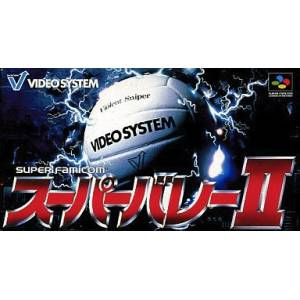 Super Volley II / Hyper V-Ball [SFC - occasion BE]