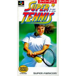 Super Tennis [SFC - occasion BE]