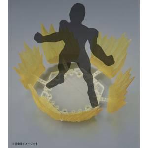 Aura Effect (Yellow) [Figure-rise Effect / Bandai]