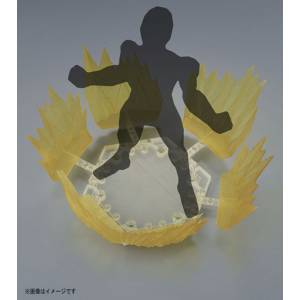 Aura Effect (Yellow) [Figure-rise Effect / Bandai]