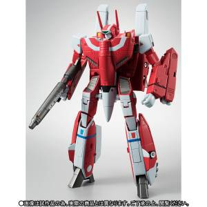 The Super Dimension Fortress Macross -  VF-1J SUPER VALKYRIE (MILIA FALLYNA JENIUS) - LIMITED EDITION [HI-METAL R]