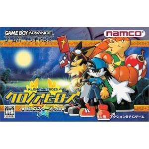 Klonoa Heroes - Densetsu no Star Medal [GBA - Used Good Condition]