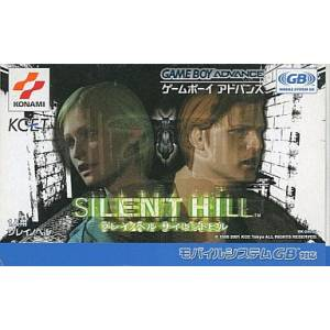 Play Novel Silent Hill [GBA - Used Good Condition]