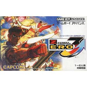 Street Fighter Zero 3 Upper / Street Fighter Alpha 3 [GBA - Used Good Condition]