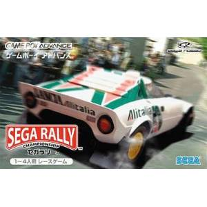 Sega Rally [GBA - occasion BE]