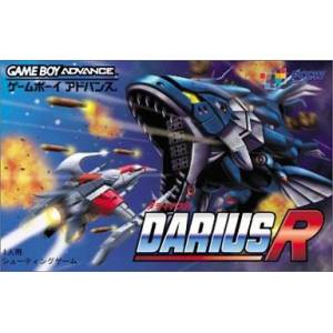 Darius R [GBA - Used Good Condition]
