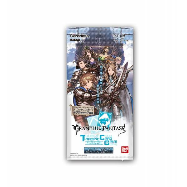 GRANBLUE FANTASY - Booster Pack [GBF-B001] 20 Pack BOX [Trading