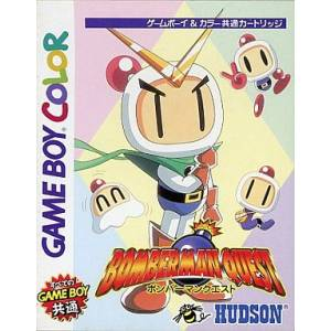 Bomberman Quest [GBC - Used Good Condition]