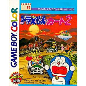 Doraemon Kart 2 [GBC - Used Good Condition]