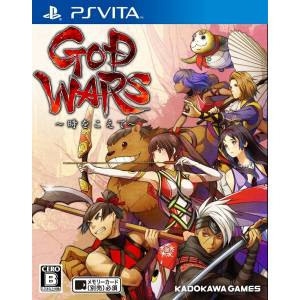 God Wars: Toki wo Koete - Standard Edition [PSVita]