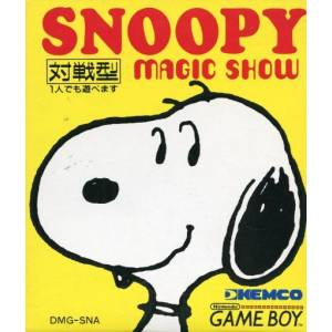 Snoopy Magic Show [GB - Used Good Condition]