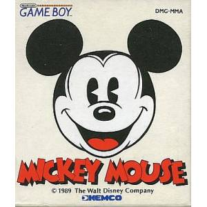 Mickey Mouse [GB - Used Good Condition]