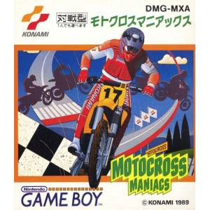 Motocross Maniacs [GB - occasion BE]