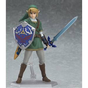 The Legend of Zelda: Twilight Princess - Link: Twilight Princess ver. [Figma 319]