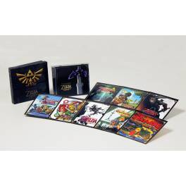 The Legend of Zelda: Music Collection 30th Anniversary Edition [OST]