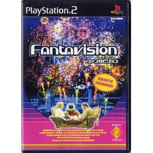 Fantavision [PS2 - Used Good Condition]