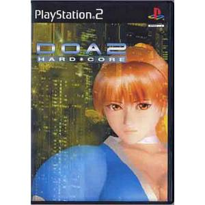 Dead or Alive 2 - Hard Core [PS2 - Used Good Condition]