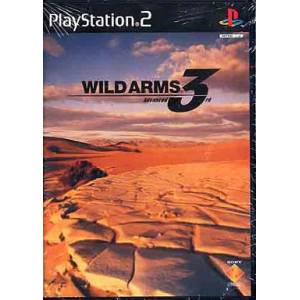 Wild Arms Advanced 3rd [PS2 - Used Good Condition]
