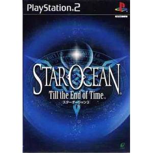 Star Ocean 3 - Till the End of Time [PS2 - Used Good Condition]