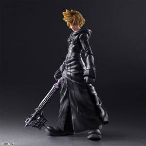 Kingdom Hearts II - Roxas -Organization XIII Ver. [Play Arts Kai]