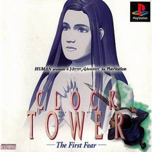 Clock Tower - The First Fear [PS1 - Used Good Condition]