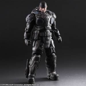 Gears of War - Marcus Fenix [Play Arts Kai]