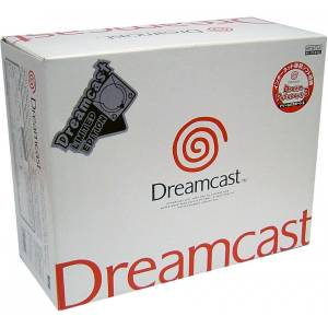 Dreamcast Metallic Silver - D-Direct Limited Edition - in box [Used Good Condition]
