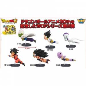 Dragon Ball Super ANIME 30th ANNIVERSARY (Vol.2 Full set) [WCF / Banpresto]