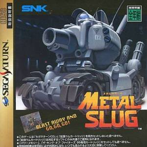 Metal Slug [SAT - Used Good Condition]