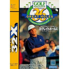 Golf Magazine Presents : 36 Great Holes [32X - Used Good Condition]