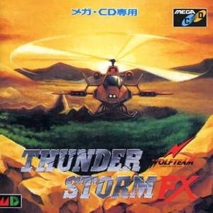 Thunder Storm FX / Cobra Command [MCD - occasion BE]