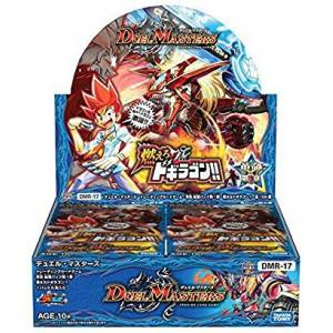 Duel Masters TCG - Kakumei Chap.1 Moero Dogiragon!! (DMR-17) 30 Pack BOX [Trading Cards]
