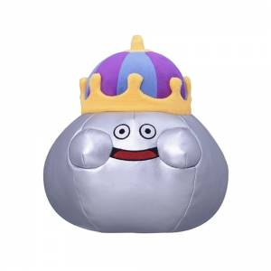 Dragon Quest - King Metal Slime Plush Doll M [Plush Toys]