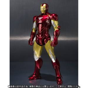 Iron Man Mark 6 - Limited Edition [SH Figuarts]
