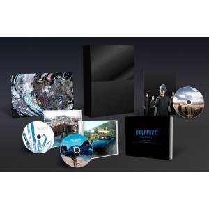 FINAL FANTASY XV Original Soundtrack Limited Edition [OST]