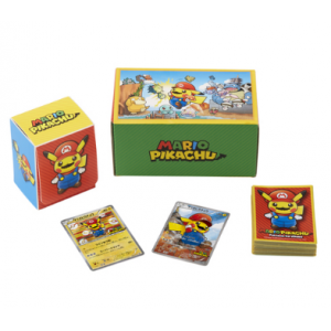 Pokemon XY - BREAK Mario Pikachu Special BOX Limited Edition [Trading Cards]