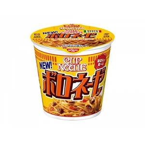 Cup Noodle Bolognese Style [Food & Snacks]