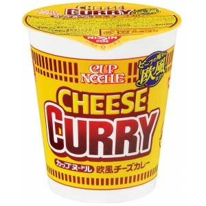 Cup Noodle Cheese Curry [Food & Snacks]