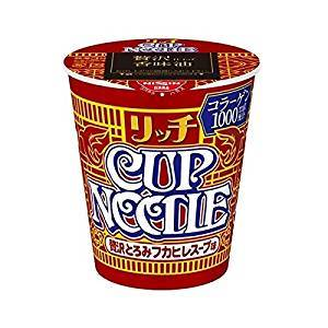 Cup Noodle Rich Luxury Soup [Food & Snacks]